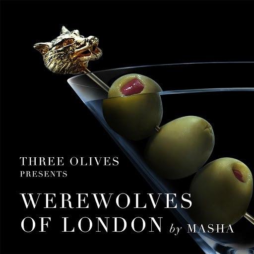 Masha альбом Werewolves of London