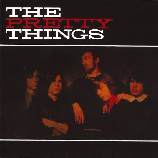 The Pretty Things альбом The Pretty Things