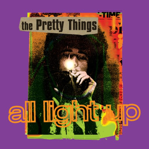 The Pretty Things альбом All Light Up