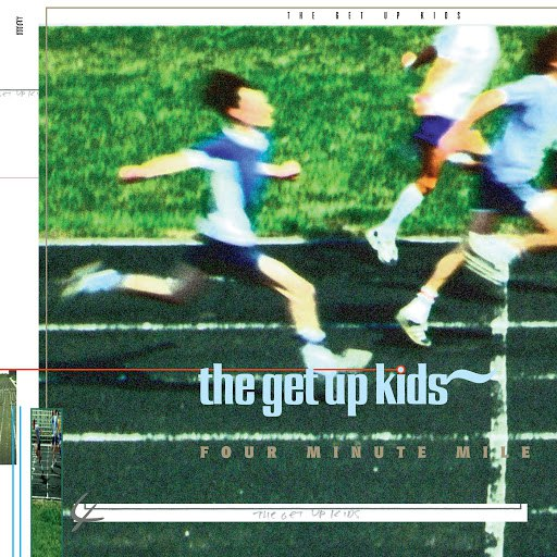 The Get Up Kids альбом Four Minute Mile