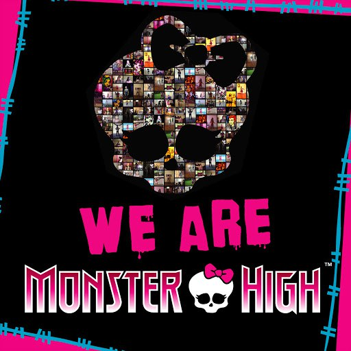 Monster High альбом We Are Monster High