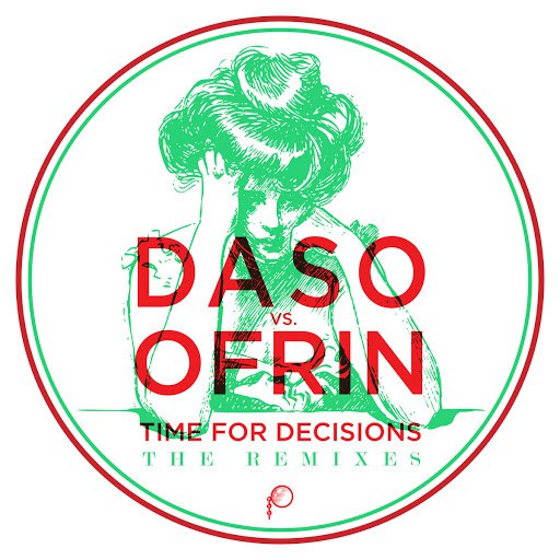 Daso альбом Time For Decisions - The Remixes