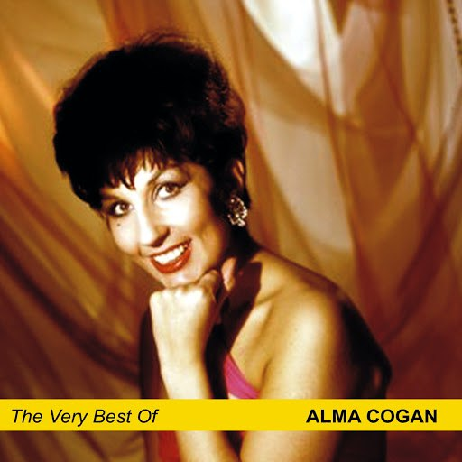 Alma Cogan альбом The Very Best Of Alma