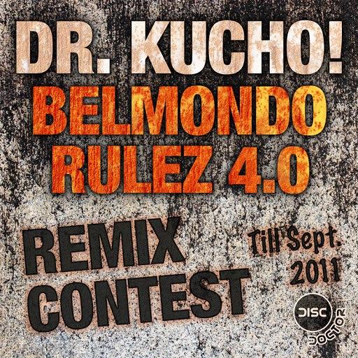 Dr. Kucho! альбом Belmondo Rulez 4.0