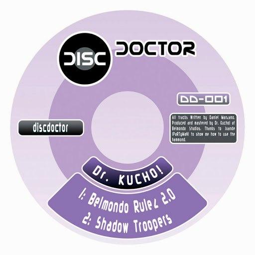 Dr. Kucho! альбом Belmondo Rulez 2.0 / Shadow Troopers