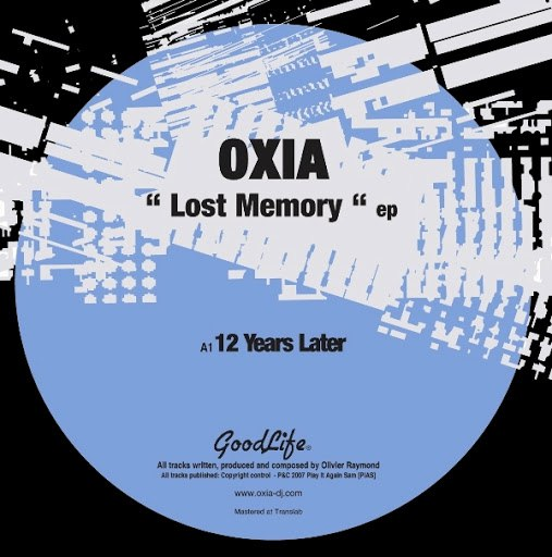 Oxia альбом Lost Memory