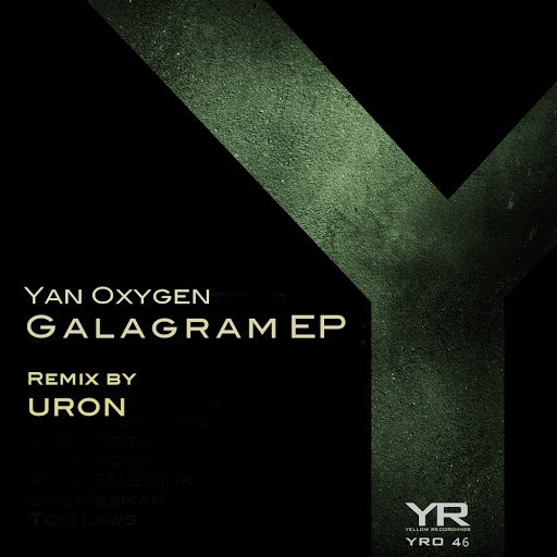 Yan Oxygen альбом Galagram EP