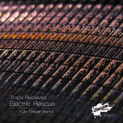 Electric Rescue альбом Track Received EP