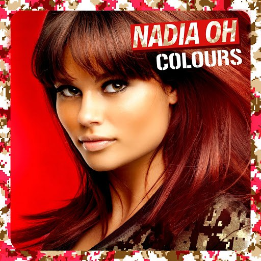 Nadia Oh альбом My Egyptian Lover
