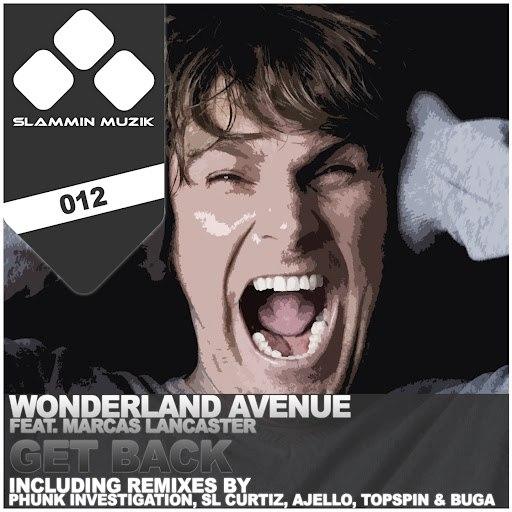 Wonderland Avenue альбом Get Back (feat. Marcas Lancaster)