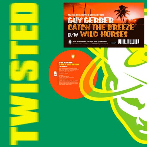 Guy Gerber альбом Catch the Breeze / Wild Horses
