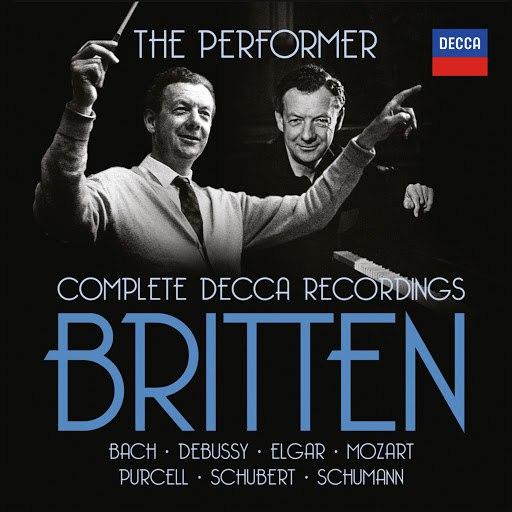 Benjamin Britten альбом Britten The Performer