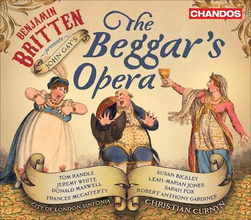 Benjamin Britten альбом Britten: The Beggar's Opera