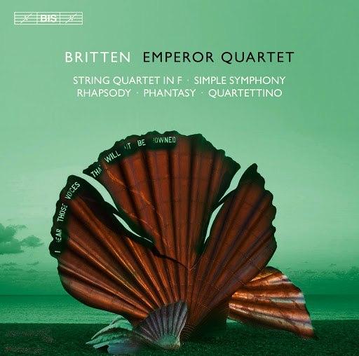 Benjamin Britten альбом Britten: Works for String Quartet