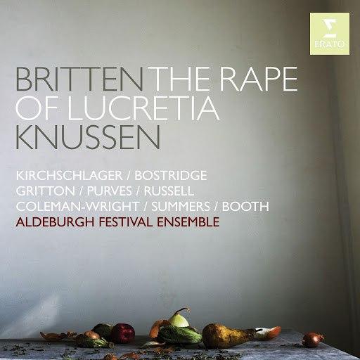 Benjamin Britten альбом Britten: The Rape of Lucretia