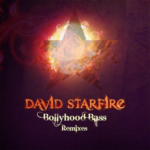 David Starfire альбом Bollyhood Bass Remixes