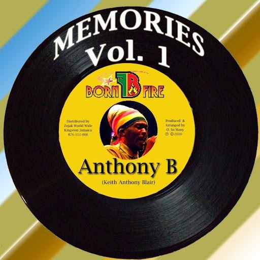 Anthony B альбом Memories Vol. 1