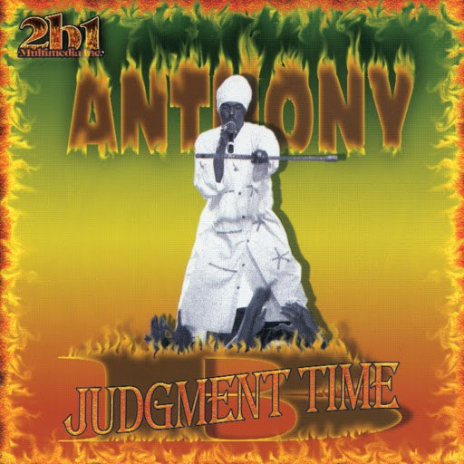 Anthony B альбом Judgment Time