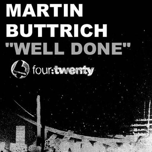 Martin Buttrich альбом Well Done