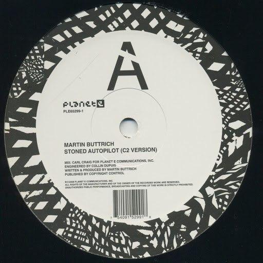 Martin Buttrich альбом Stoned Autopilot / Oblique