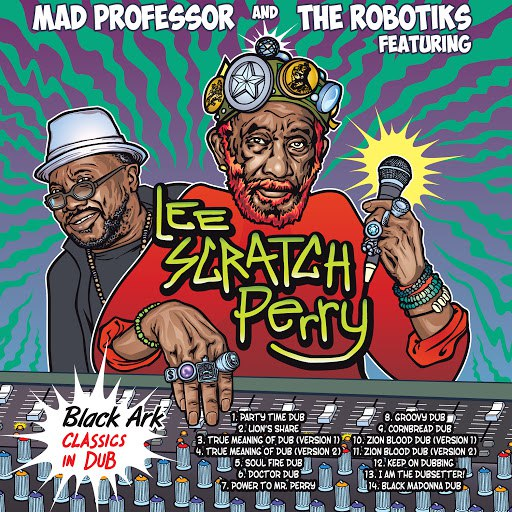 Mad Professor альбом Black Ark Classics in Dub