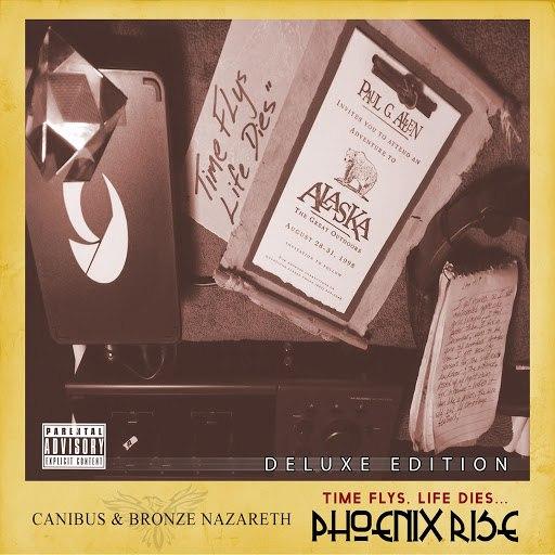 Canibus альбом Time Flys, Life Dies... Phoenix Rise (Deluxe Version)