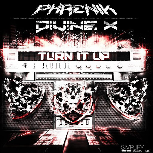Phrenik альбом Turn It Up / The Yearning