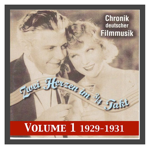 Marlene Dietrich альбом History of German film music Vol. 1: Two Hearts in Waltz-Time