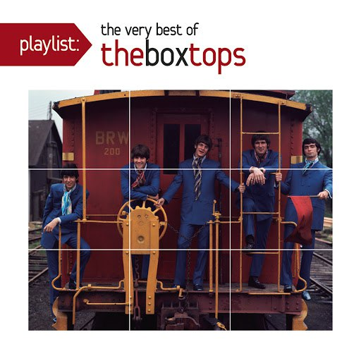 The Box Tops альбом Playlist: The Very Best of The Box Tops