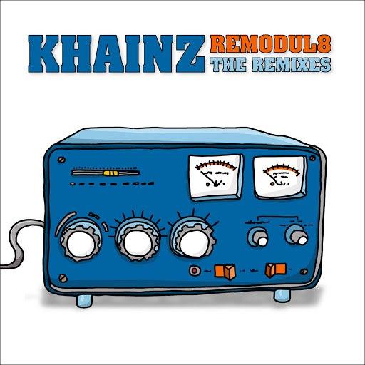 Khainz альбом Remodul8 - The Remixes