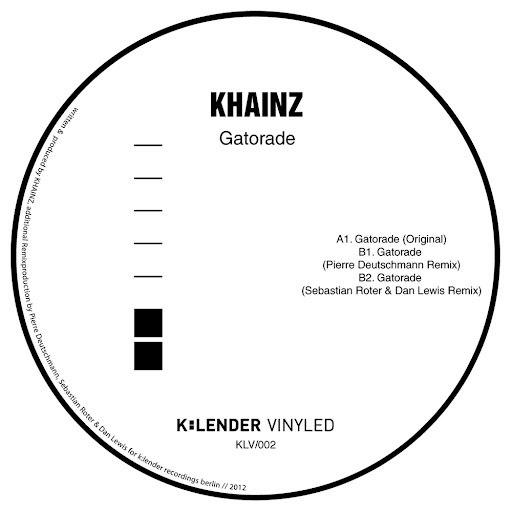 Khainz альбом Gatorade