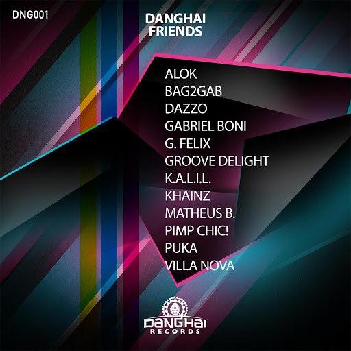 Khainz альбом Danghai Friends