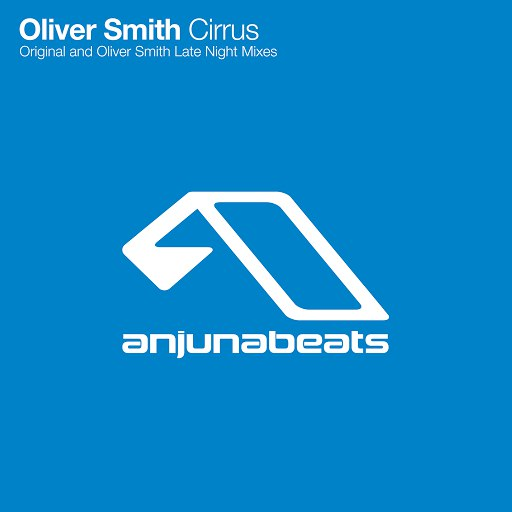 Oliver Smith альбом Cirrus