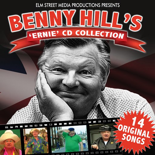 Benny Hill альбом Benny Hill Collection