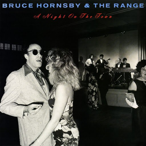 bruce hornsby альбом Night On The Town
