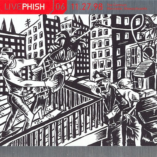 Phish альбом LivePhish, Vol. 6 11/27/98 (The Centrum, Worcester, MA)