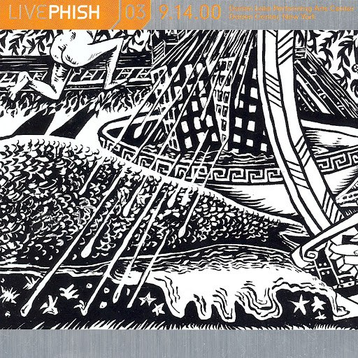 Phish альбом LivePhish, Vol. 3 9/14/00 (Darien Lake Peforming Arts Center, Darien Center, NY)