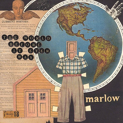 Marlow альбом The World Before It Ever Was