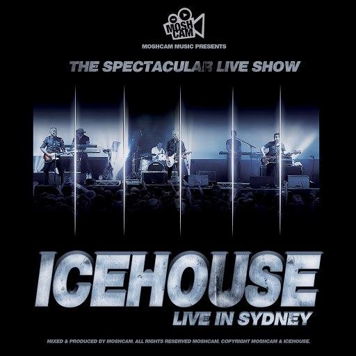 Icehouse альбом Icehouse Live