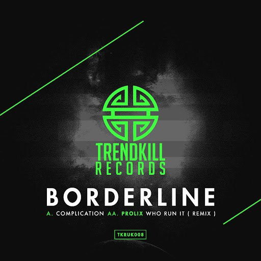 Borderline альбом Complication