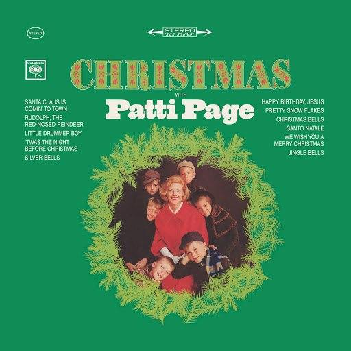 Patti Page альбом Christmas With Patti Page