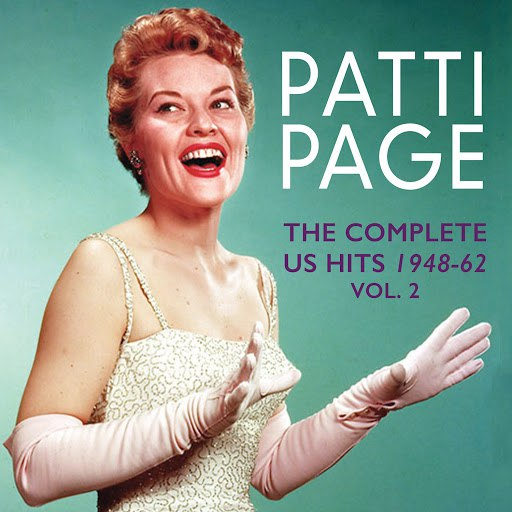 Patti Page альбом The Complete Us Hits 1948-62, Vol. 2