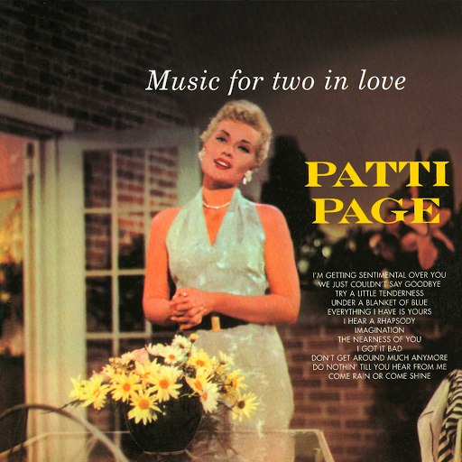 Patti Page альбом Music For Two In Love