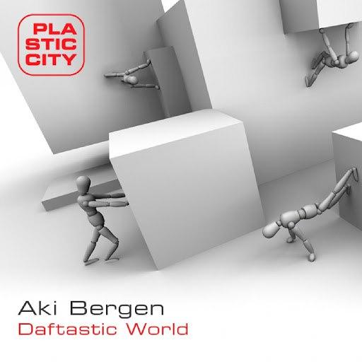 Aki Bergen альбом Daftastic World