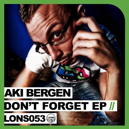 Aki Bergen альбом Don't Forget EP
