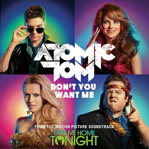 Atomic Tom альбом Don't You Want Me