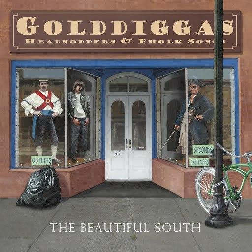 The Beautiful South альбом Gold Diggas, Head Nodders & Pholk Songs