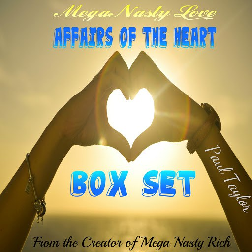 Paul Taylor альбом Mega Nasty Love: Affairs of the Heart Box Set