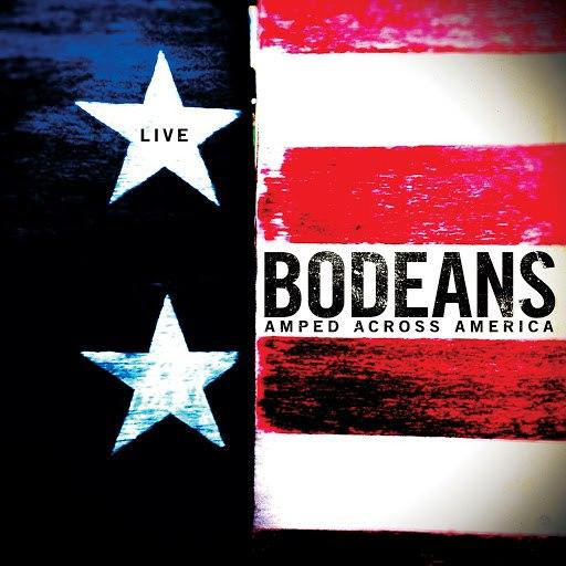 BoDeans альбом Amped Across America