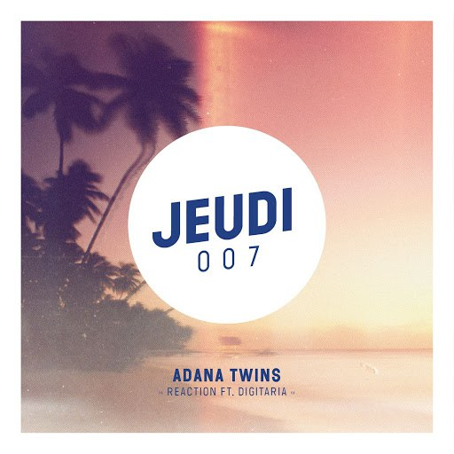 Adana Twins альбом Reaction (feat. Digitaria)
